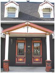 Le numéro 67 - Number 67 - Dans ma ville  / Hometown -12 octobre 2008.