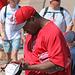 Anaheim Angels Signing Autographs (0969)