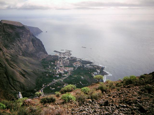 DSCN3302 Sicht auf Vueltas vor dem Abstieg