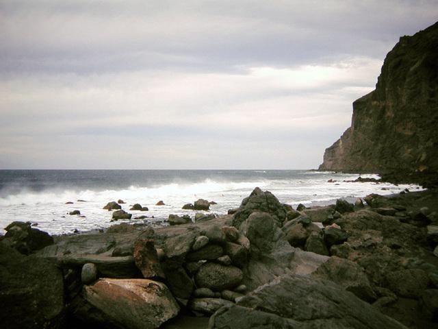 DSCN3318 Brandung Playa del Inglés