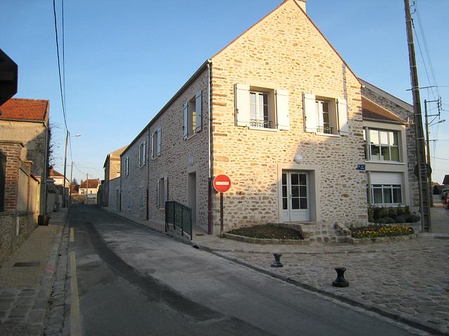 Centre aéré et cantine scolaire rue de Provins
