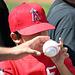 Autographed Baseball (0977)