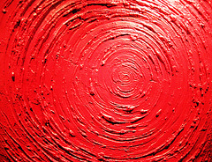 Red Whirl (painting)