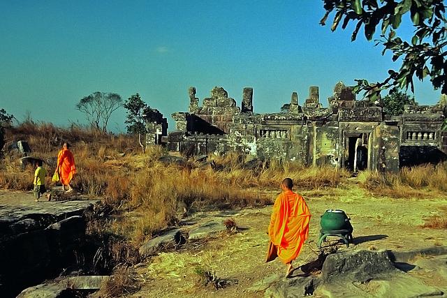 Debris of the Central Sanctuary