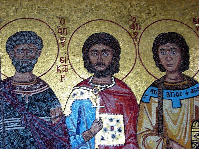 A holy trio