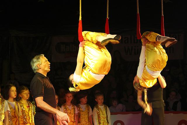 Zirkusdirektor / circus director