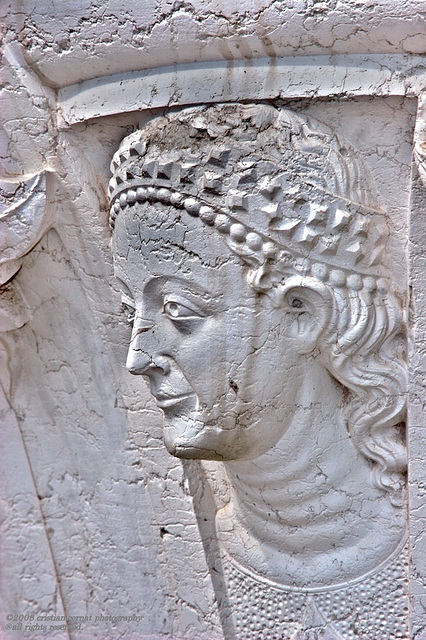 Carved faces  (10)