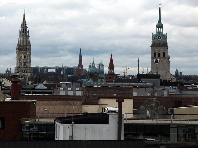 München Skyline (1)