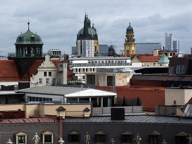 München Skyline (2)