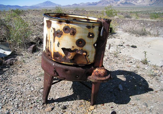 Black Jack Mine Washing Machine (0444)