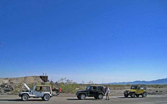 Jeeps at Inca (0495)