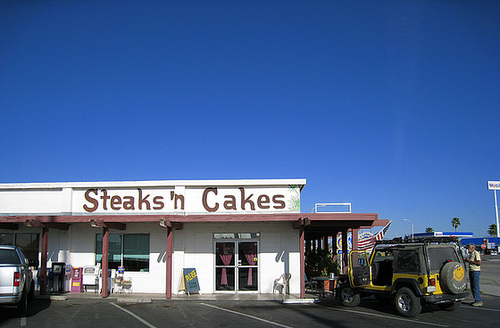 Steaks 'n Cakes (0496)