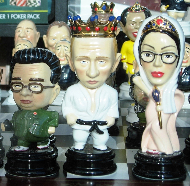 More political chess
