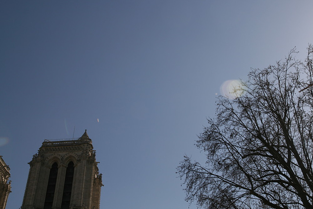 Paris Vacation March 2009