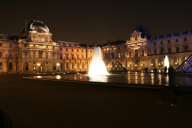 Paris Vacation March 2009