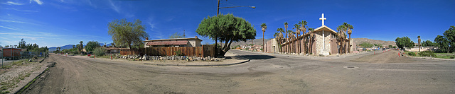1st Street and Cactus