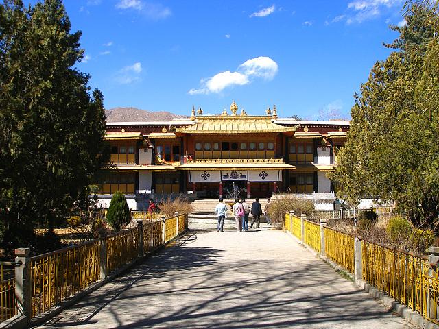 The Summer Palace, Lhasa