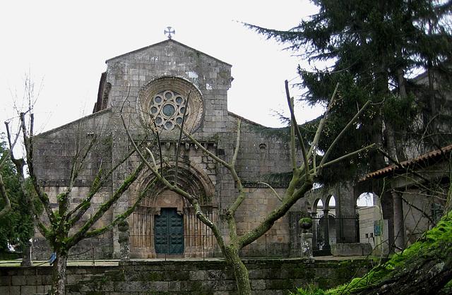Paço de Sousa, romanic church (10th-11th centuries)