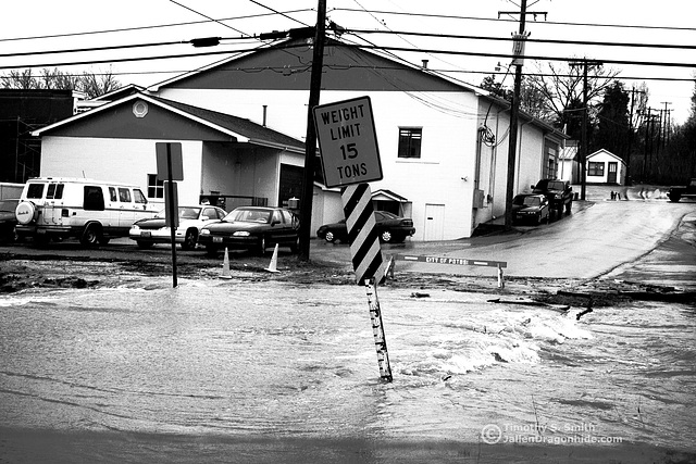 Flood- Potosi, MO March 18 2008