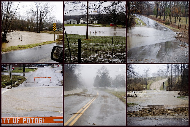 Flood- March 18 2008