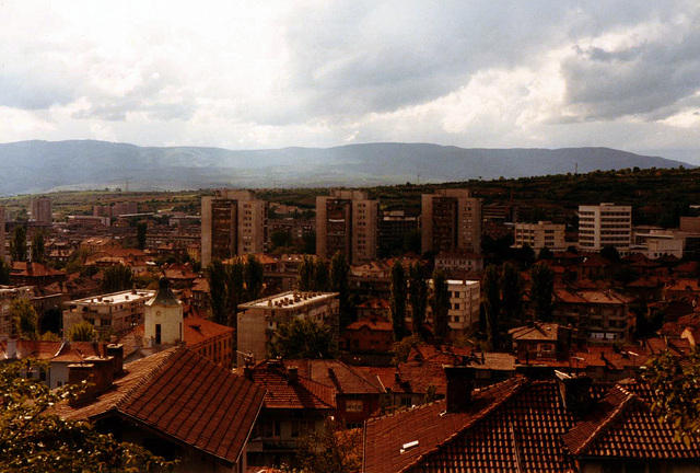 Blagoevgrad May 1980