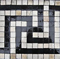 Wet mosaic