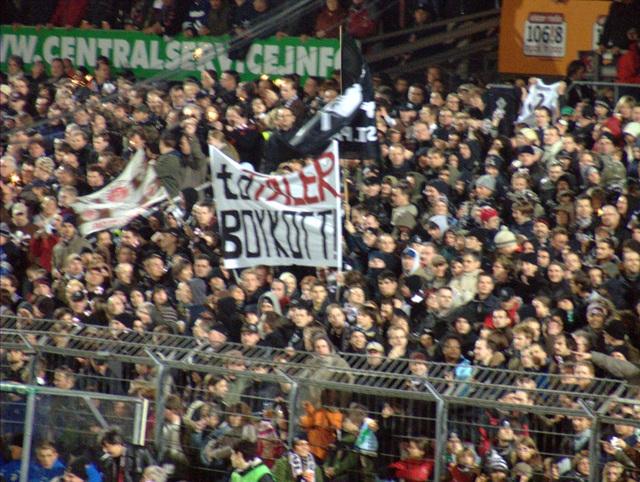 Taler - Boykott