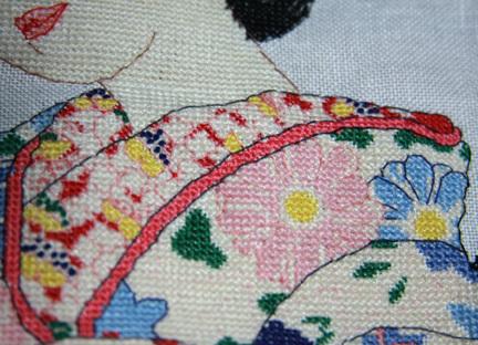 Yuku - Kimono Collar 3/31/13