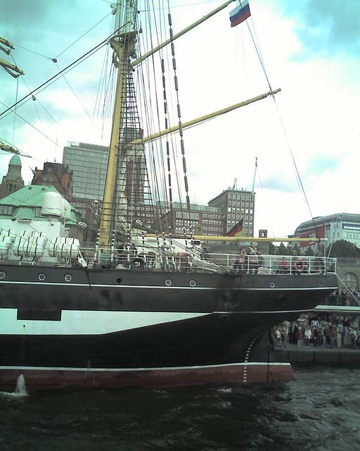 Hafengeburtstag Hamburg 2007 / 070513 150841