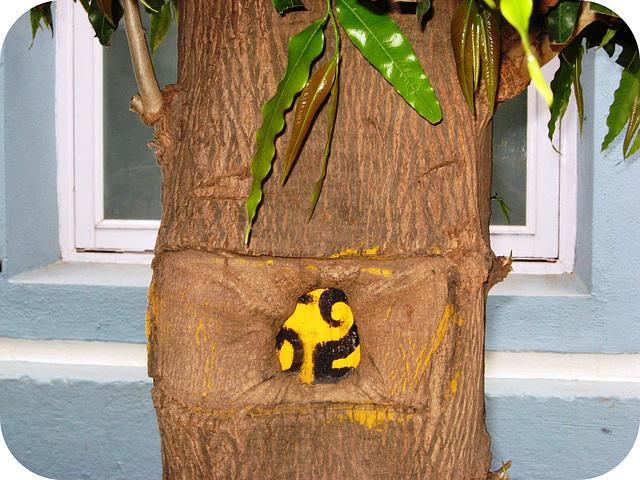 Numbered tree