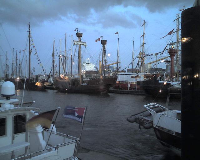 Hamburger Hafengeburtstag 2007 / 070511 212332