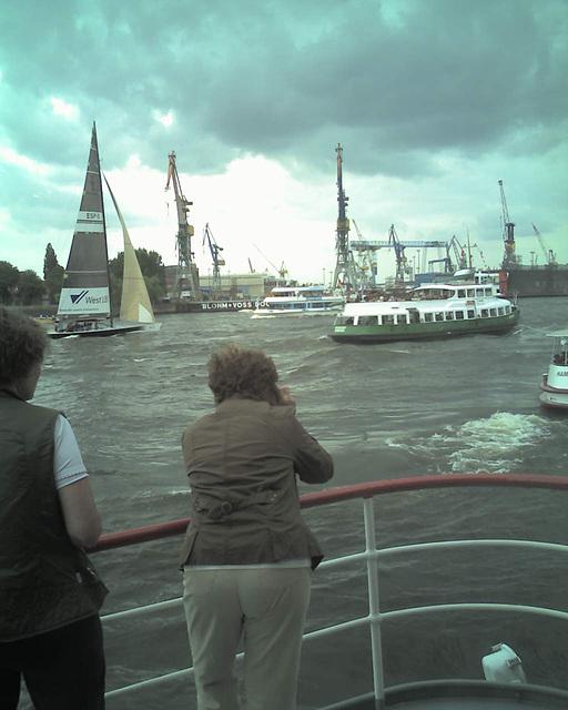Hamburger Hafengeburtstag 2007 / 070513 145925