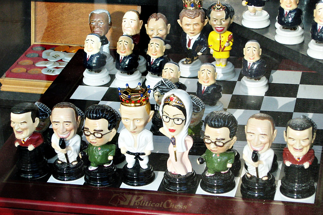 Political chess