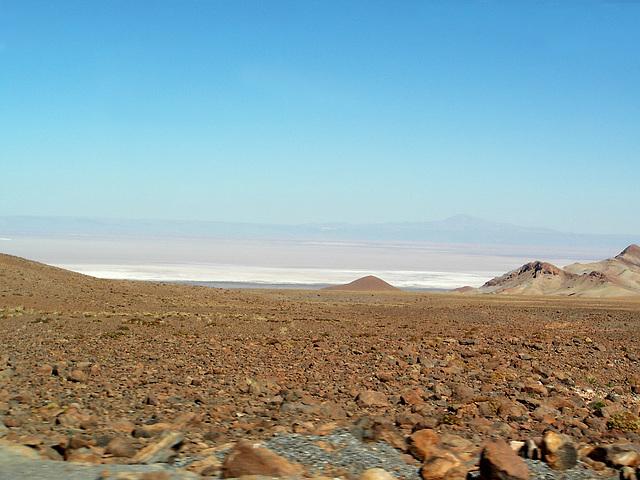 ATACAMA désert minéral 2