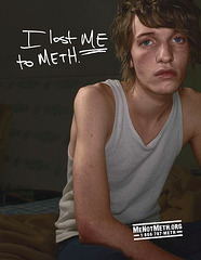 I Lost Me To Meth
