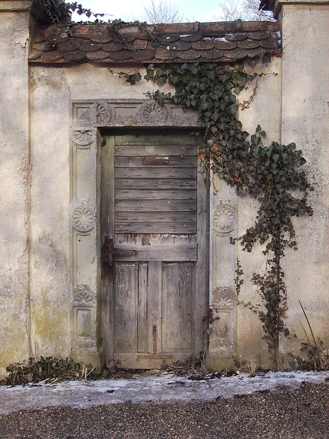 door to some place