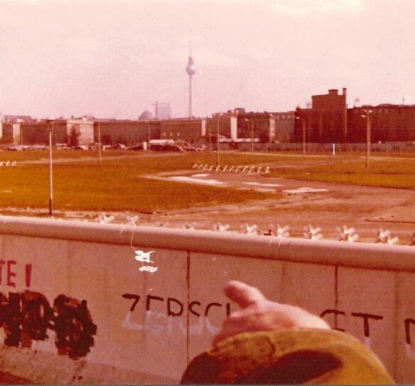 Berlin Potsdamer Platz 1977