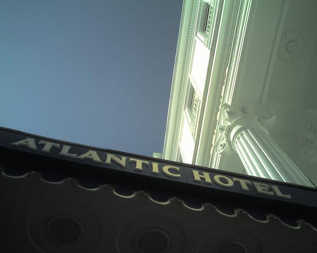 ATLANTIC HOTEL, Hamburg / 070506 161350
