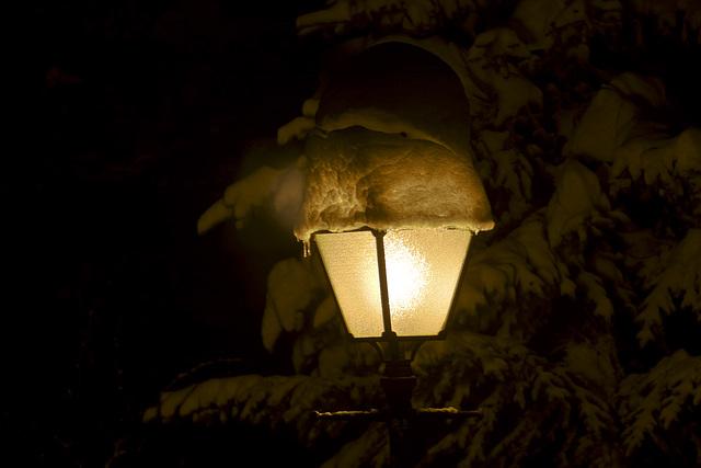 Straßenbeleuchtung
