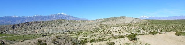 Mt. San Jacinto & Mt. San Gorgonio (7127)