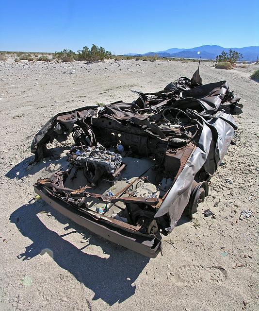 Retired Automobile (7154)