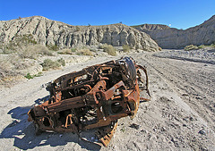 Retired Automobile (7166)