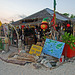 Simple bar in Rastafari look