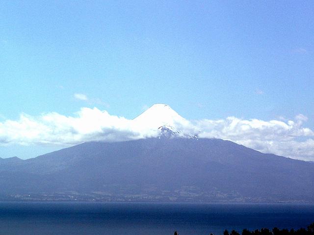 le Volcan Osorno (2652 m)