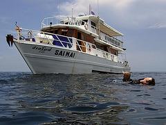 Diving Boat Sai Mai