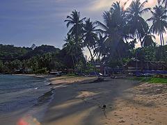 Ao Yon on Phuket Island