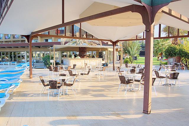 kvieto, hotelo, Antalya