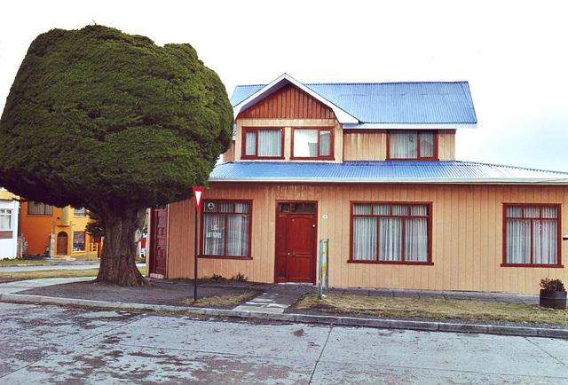 maison de Puerto Natale