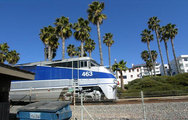 Amtrak at San Clemente (7035)