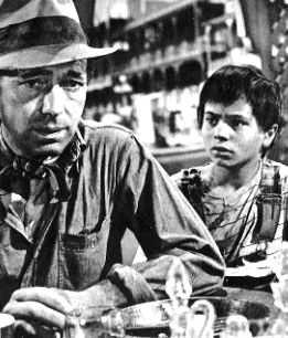 Humphrey Bogart in Treasure of the Sierra Madre